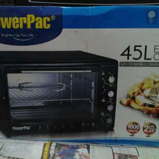 Powerpac Tabletop Oven For Sale (Repost)