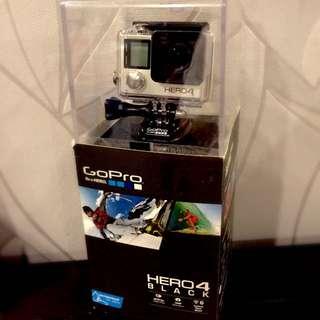 GoPro Hero 4 Black Edition New!!