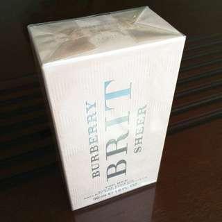 Pending Burberry Brit Sheer EDT 50ml