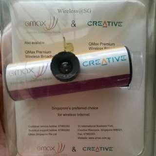 Creative Web Cam