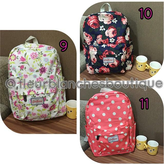 CK 2944 FOLDAWAY MEDIUM BACKPACK