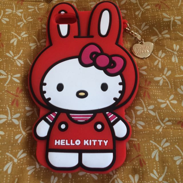 全新✨hello Kitty手機殼