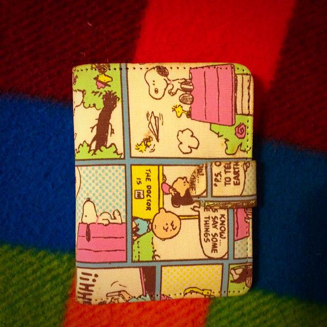Snoopy 鑰匙包