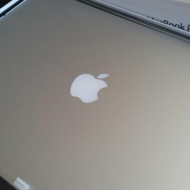 "[Used] Macbook Pro 15"" With Retina Display (Mid 2012)"