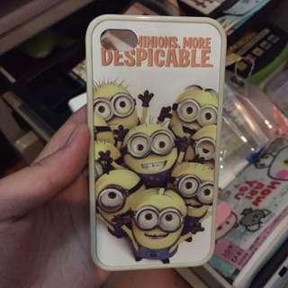 Iphone4小小兵軟殼