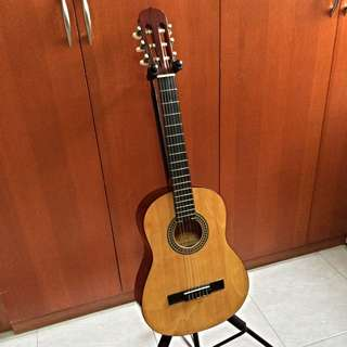 Travel Size Classical Guitar