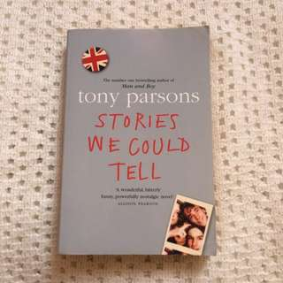 Stories We Could Tell - Tony Parsons