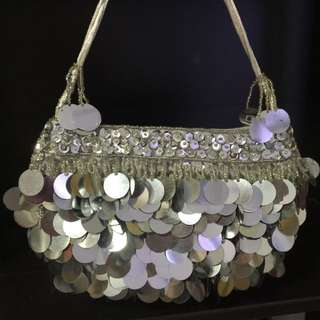 Sequin Party Bag From Accessorizes