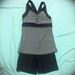 Zoggs elastomax swimsuit for ladies