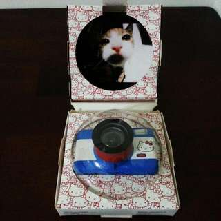 Hello kitty  lomography 魚眼相機