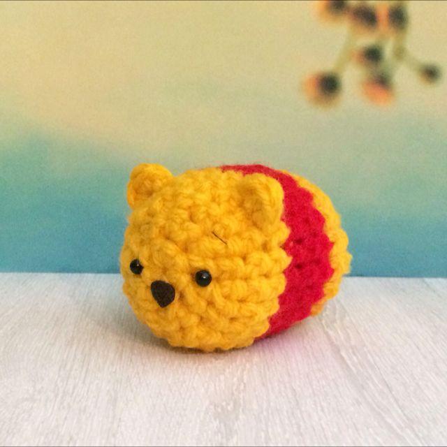 Winnie Pooh amigurumi... PATRÓN GRATIS | Amigurumi patrones gratis ... | 640x640