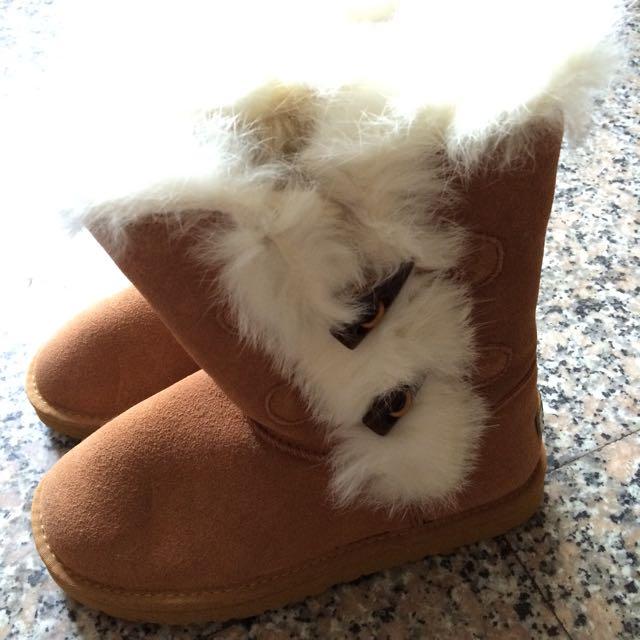 Ugg高筒雪靴