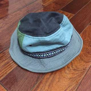 G.U. 日本 漁夫帽 鐵邊