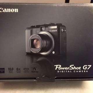 Canon G7 Power Shot
