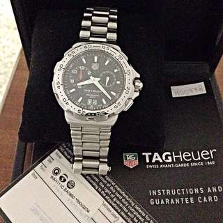 **SELLING PRE-OWNED TAG HEUER F1 GRANDE DATE**