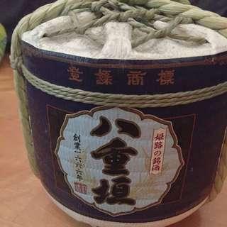 八重垣清酒草包(旨口)2012.11出產