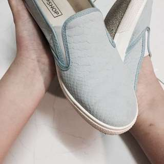 Authetic TOPSHOP Slip-on