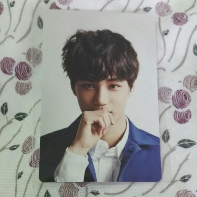 (reserved) Exo Kai Season's Greeting PC