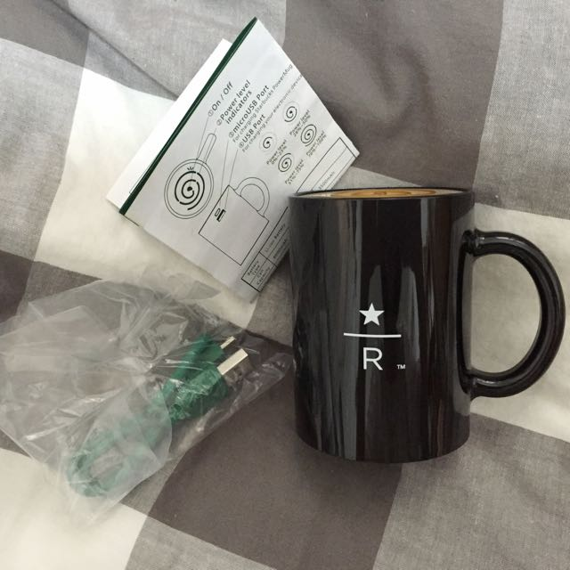 Starbucks典藏行動電源