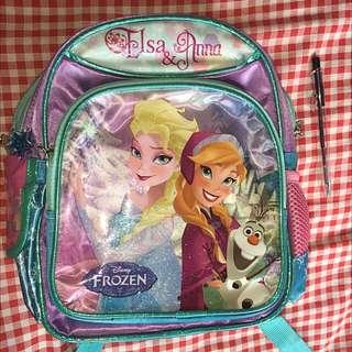 Now $10!!! Frozen Elsa & Anna Mini Backpack