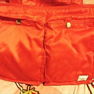 Porter 紅色手提包