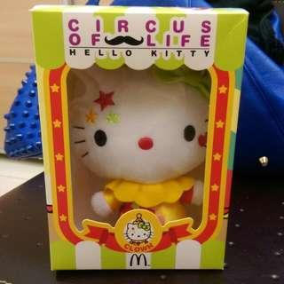 2013年麥當勞限量KITTY玩偶