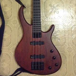 Epiphone Toby Deluxe IV Electric Bass