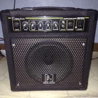 Beta Aivin BP20 Bass Amp