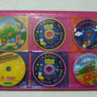 A-STAR Jumpstart To Early Reading CD