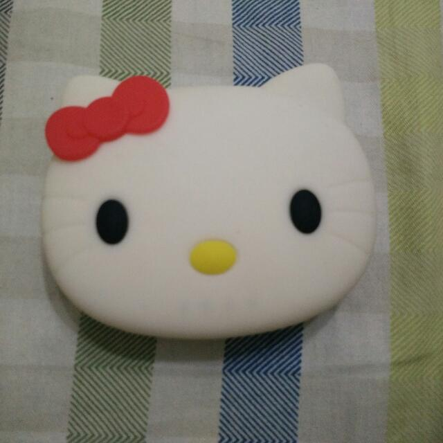 Hello Kitty大頭造型行動電源