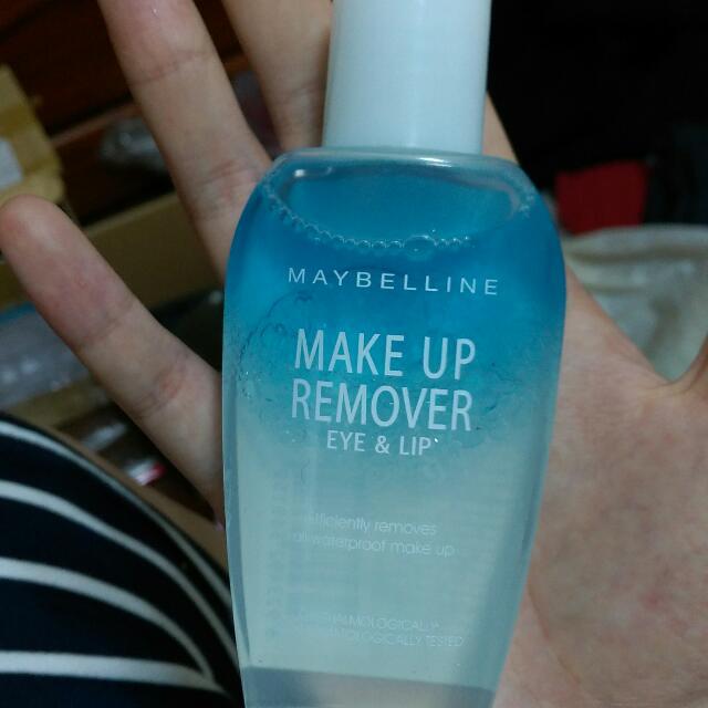 Maybelline 輕柔眼唇卸妝液