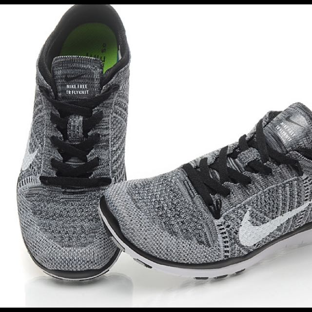 pretty nice b3304 6509e shop nike free tr 5 flyknit women brand new womens fashion on carousell  781b9 af320