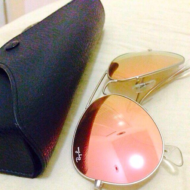 Rayban Aviator -pink
