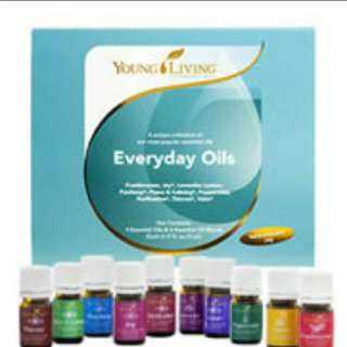 Brandnew Young Living Every Day  Oils