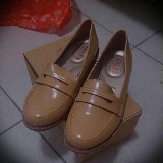 全新臺灣製紳士鞋