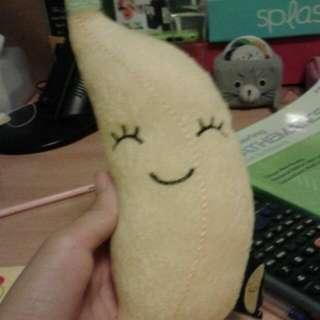 Banana Soft Toy