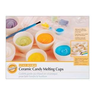 Wilton Mini Ceramic Candy Melting Set