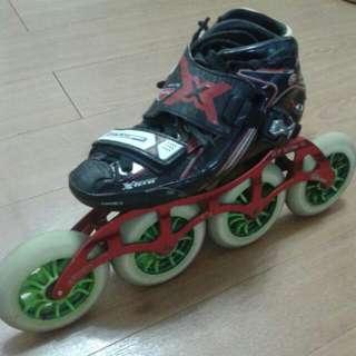 X-TECH競速直排輪鞋