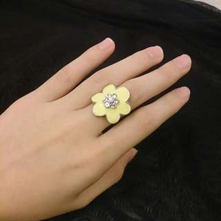 甜美可愛《花花戒指》