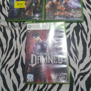 Xbox 360 Shadows Of The damned