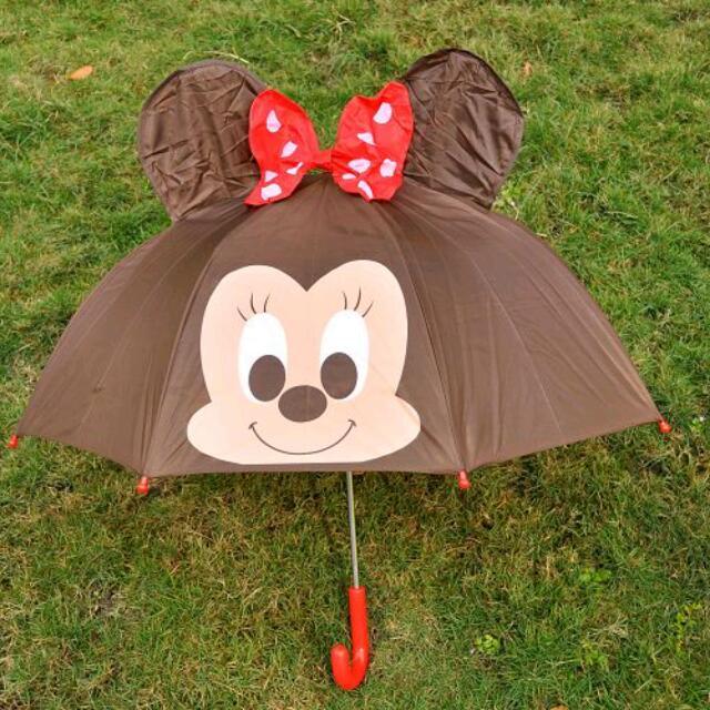 迪士妮 米妮超可愛雨傘。。。現貨
