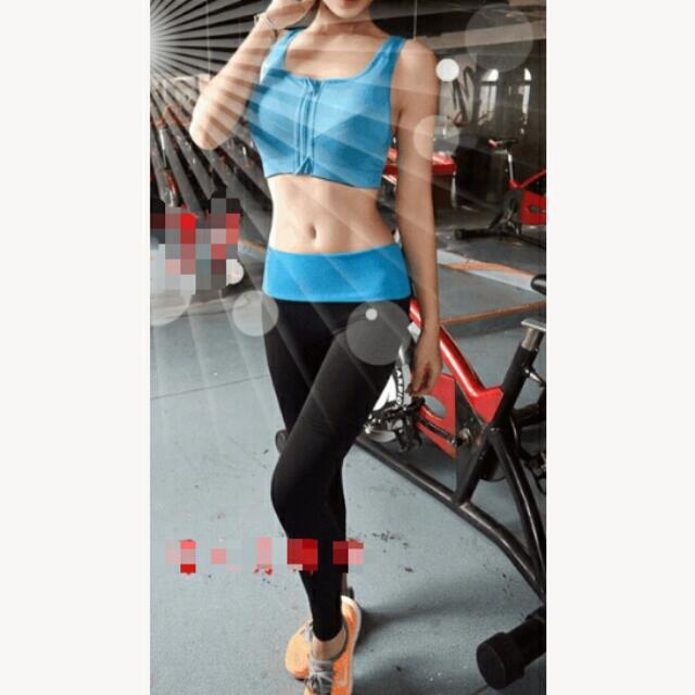 🌟全新(現貨)運動慢跑健身緊身褲 瑜伽褲
