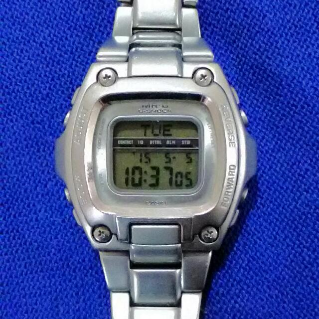 Rare Collector S Item Mr G G Shock Mrg 210 7 Men S Fashion On Carousell