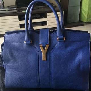 Ysl Cabas In Medium Size
