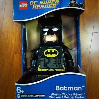 Lego Kids Super Heroes Batman Alarm Clock