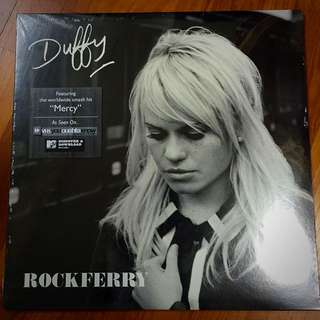 LP Vinyl Record: Duffy Rockferry
