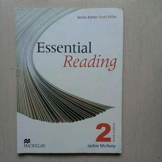 Essential Reading 2