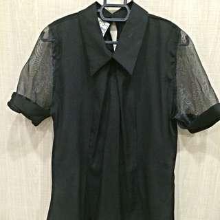 Elegance Short Sleeve Shirt