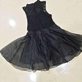 Black Dinner Dress
