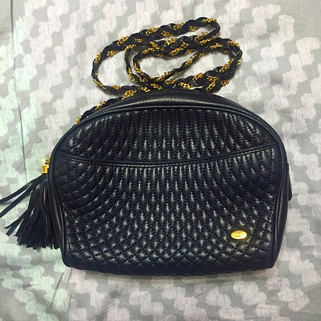 Bally Quilted Cross Body Sling Bag, Luxury on Carousell : bally quilted bag - Adamdwight.com